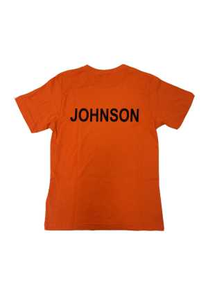 Samuel Marsden Senior House Tee Johnson